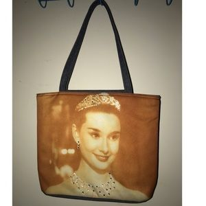Handbags - Audrey Hepburn Purse